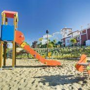 Cortijo del Mar Estepona_ ground floor 2 bedroom apartment_ kids play ground_Realista Quality Properties Marbella