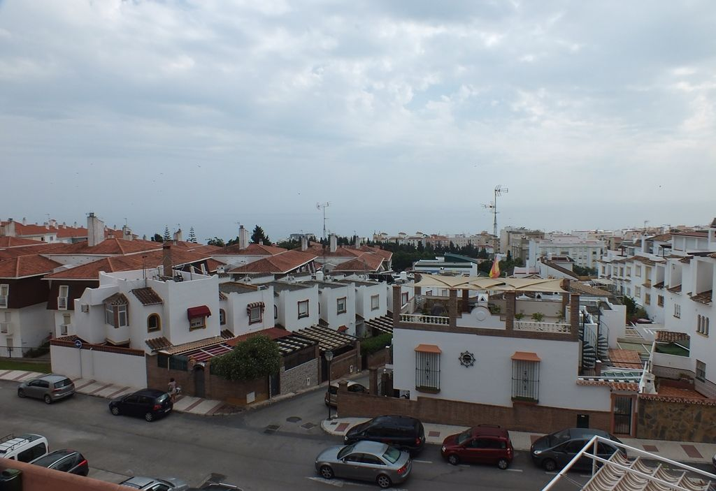 3 Bedroom apartment right in the centre of Estepona