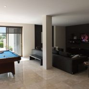 For Sale Modern 5 bedroom Villa Los Flamingos Golf Resort_Entertainment Area_Realista Quality Properties Marbella