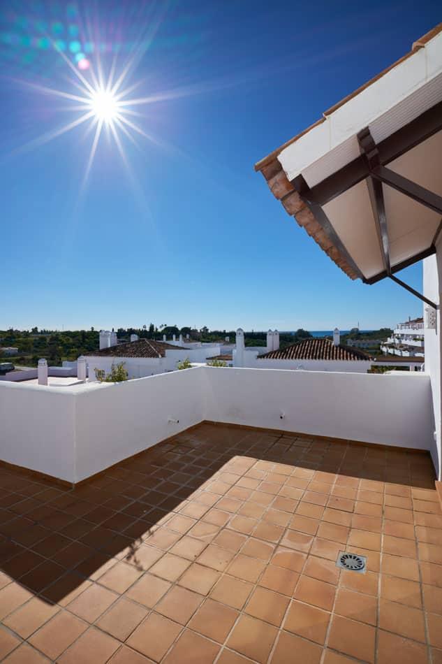 Golf Hills Estepona three bedroom apartment near Marbella