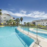 Hoyo 19 Los Flamingos Golf Resort_2 bedroom apartment_Communal Pool_Realista Quality Properties Marbella