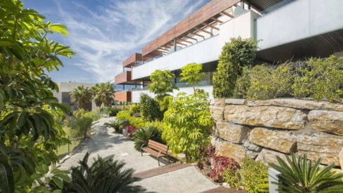 Hoyo 19 Los Flamingos Golf Resort_2 bedroom apartment_outside area_Realista Quality Properties Marbella