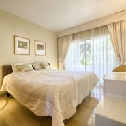 Las Lomas de la Quinta_ground floor 2 bedroom apartment_guest bedroom_Realista Quality Properties Marbella