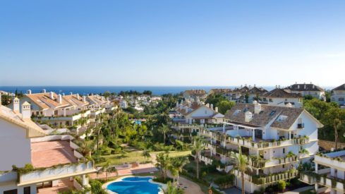 Lomas del Rey Golden Mile_Bird view_Realista Quality Properties Marbella