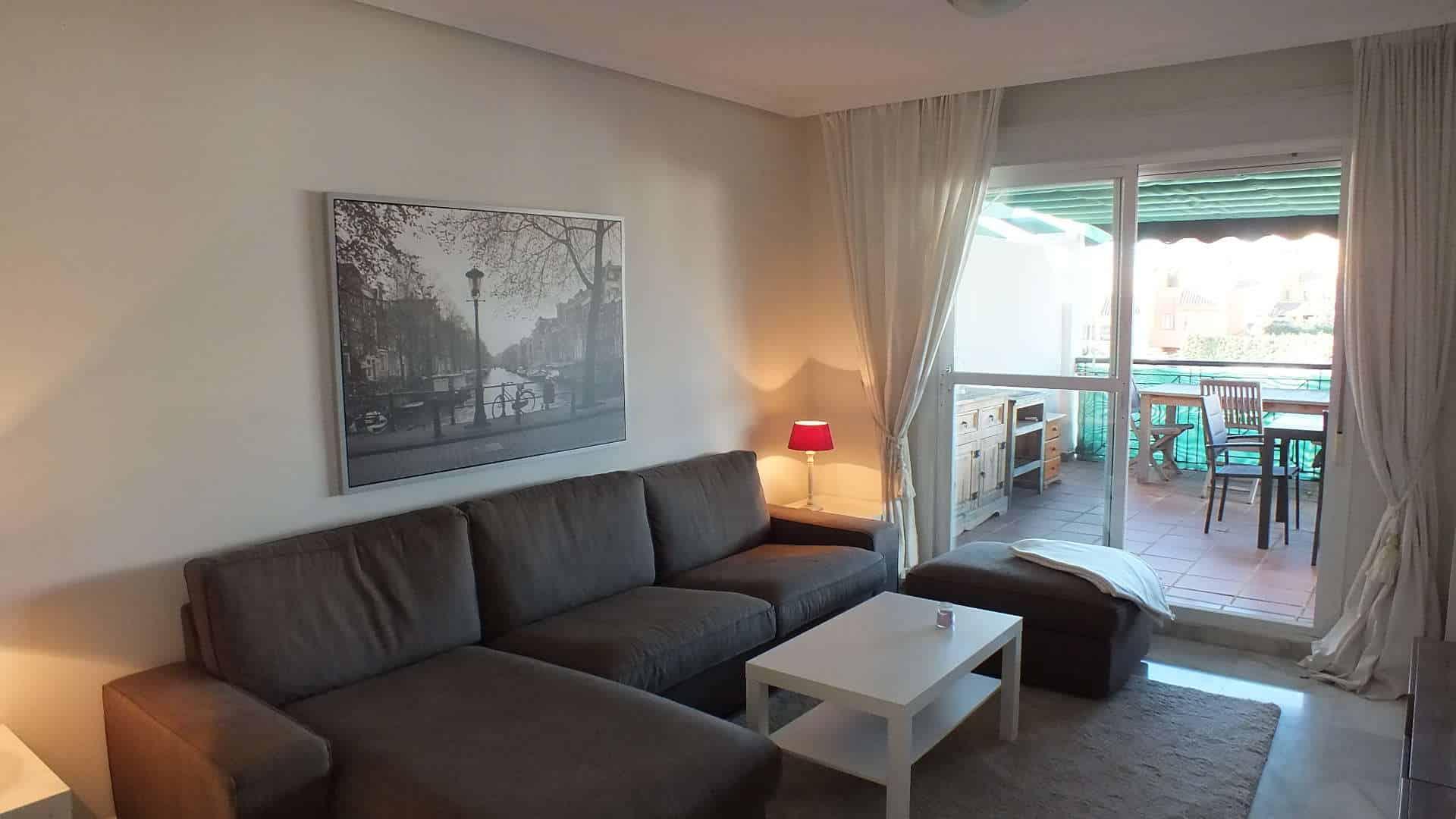 Lorcrimar Puerto Banus Nueva Andalucia Marbella Living Room Realista Quality Properties