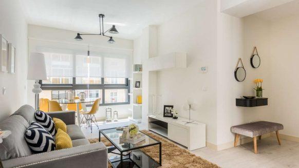 Malaga City Apartment_ 2 bedroom_livingroom_Realista Quality Properties Marbella