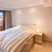 Mar Azul Estepona Beach front penthouse_Guest bedroom_Realista Quality Properties Marbella