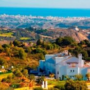 Modern apartment Floresta Sur La Mairena Elviria_Bird view_Realista Quality Properties Marbella