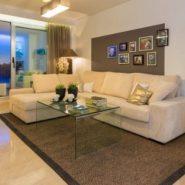 Modern apartment Floresta Sur La Mairena Elviria_Livingroom_Realista Quality Properties Marbella