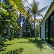 Modern villa for sale Los Monteros Playa_Garden_Realista Quality Properties Marbella