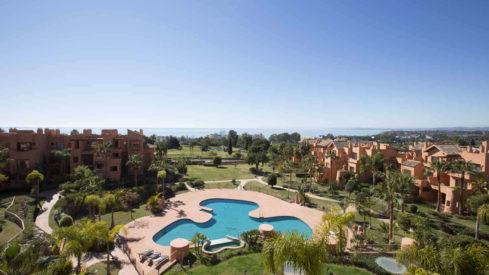 Sotoserena apartments Estepona_bird view_Realista Quality Properties Marbella