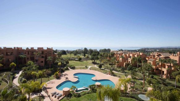 Sotoserena apartments Estepona_bird view_Realista Quality Properties Marbella