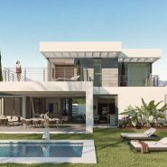 SyZyGy Homes The Villas_modern villas New Golden Mile I_Realista Quality Properties Marbella