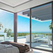 The Residences_new development Cancelada Estepona_Master bedroom_Realista Quality Properties Marbella