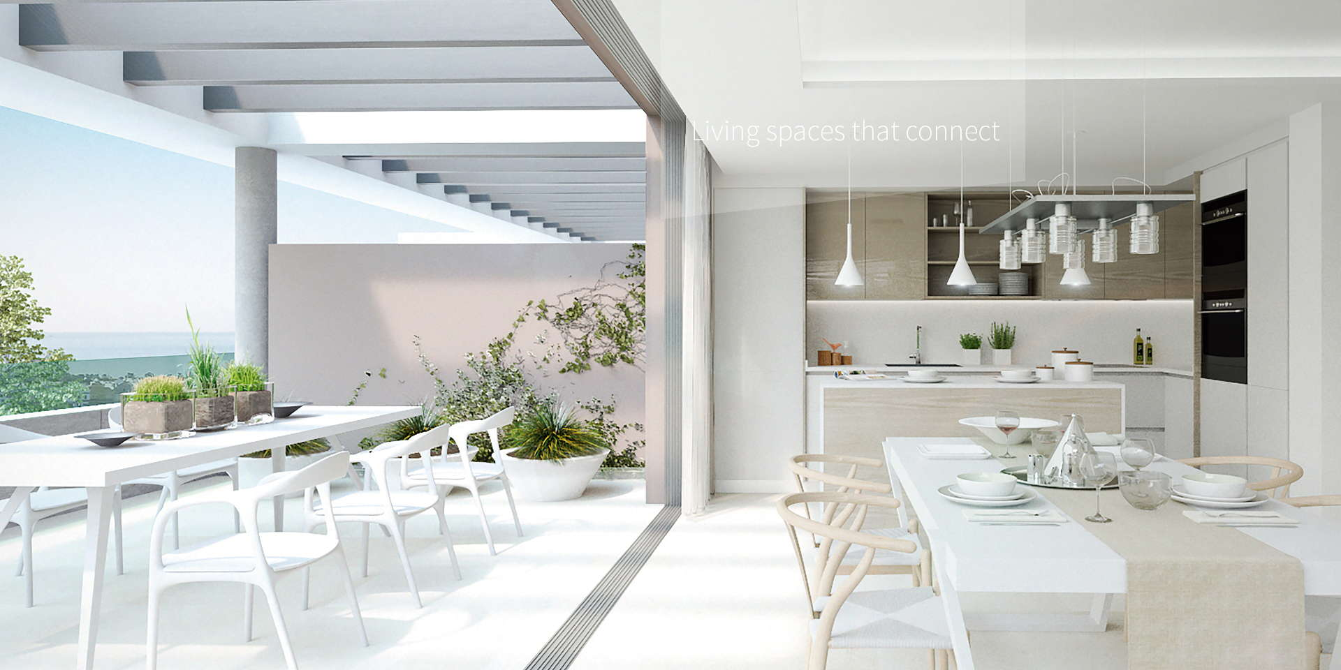 The Residences_new Development Cancelada Estepona_Open Plan Kitchen  T_Realista Quality Properties Marbella