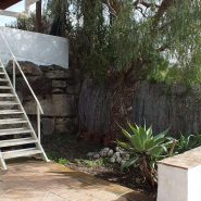 Villa Kawtar La Alqueria_Out side area with full grown plants__Realista Quality Properties Marbella