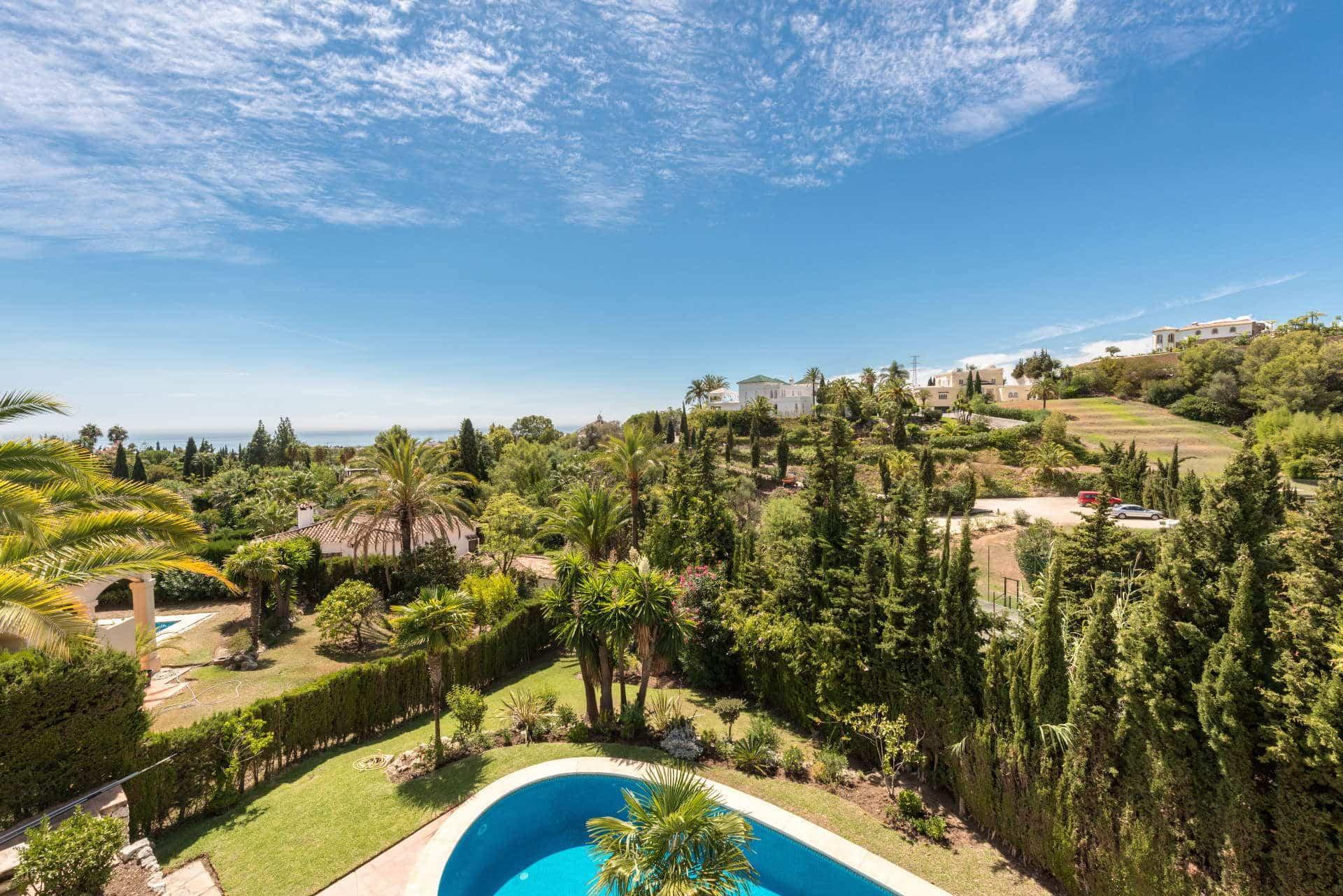 Villa marbella Hill Club for sale_view_Realista Quality Properties Marbella