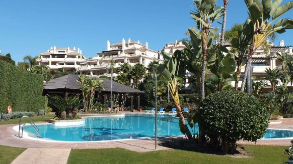Capanes del Golf apartment_Communal area I_Realista Quality Properties Marbella