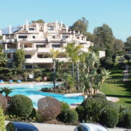 Capanes del Golf apartment_Pool view II_Realista Quality Properties Marbella