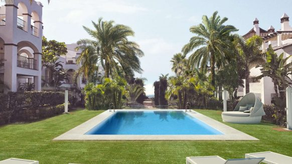 Columbus Hills Swimming pool_Realista Quality Properties Marbella