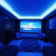 El Madronal 5 bedroom villa for sale_Cinema room_Realista Quality Properties Marbella
