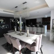 El Madronal 5 bedroom villa for sale_living dining room_Realista Quality Properties Marbella