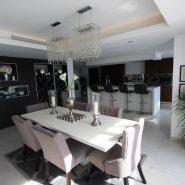 El Madronal 5 bedroom villa for sale_living dining room_Realista Quality Properties Marbella