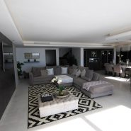 El Madronal 5 bedroom villa for sale_living room I_Realista Quality Properties Marbella