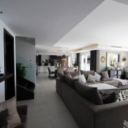 El Madronal 5 bedroom villa for sale_living room_Realista Quality Properties Marbella