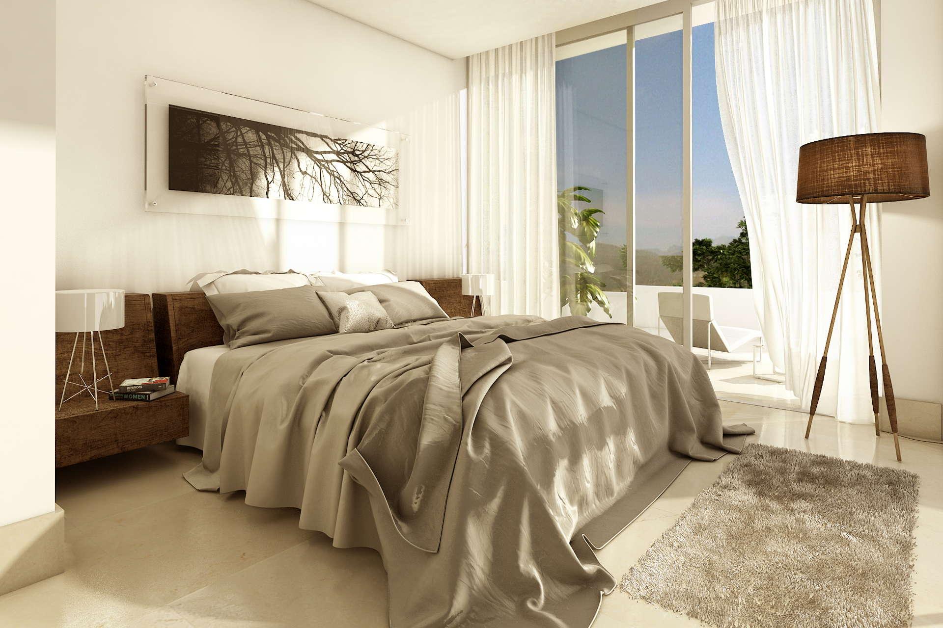 Marbella Bedroom Furniture Modern Contemporary 4 Bedroom Villa In La Finca De Marbella Rio