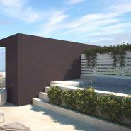La Valvega_roof top terrace with pool_Realista Quality Properties Marbella