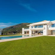 La Zagaleta for sale_Luxury villa_Heaven 11_ At day time_Realista Quality Properties Marbella
