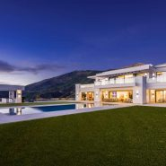 La Zagaleta for sale_Luxury villa_Heaven 11_ At night time_Realista Quality Properties Marbella