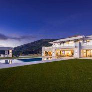 La Zagaleta for sale_Luxury villa_Heaven 11_ At night time_Realista Quality Properties Marbella