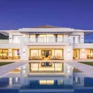 La Zagaleta for sale_Luxury villa_Heaven 11_ by night_Realista Quality Properties Marbella