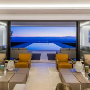 La Zagaleta for sale_Luxury villa_Heaven 11_ evening view from the living_Realista Quality Properties Marbella