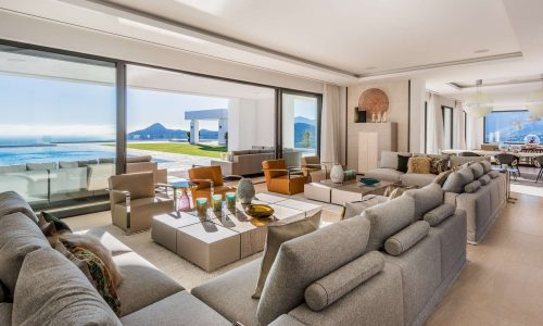 La Zagaleta for sale_Luxury villa_Heaven 11_Living room_Realista Quality Properties Marbella