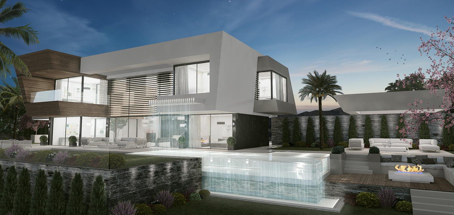 Create your own villa with the signature homes collection for Sig homes