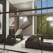 Signature homes Collection_modern villa for sale Benahavis_ living room_Realista Quality Properties Marbella