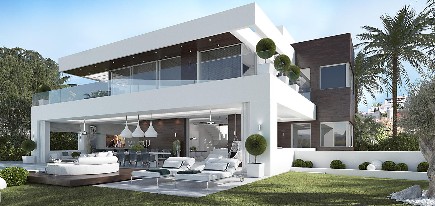 Signature homes collection la alqueria benahavis realista for Sig homes
