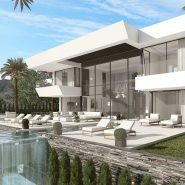 Signature homes Collection_new built modern 4 bedroom villas in La Alqueria Benahavis _Realista Quality Properties Marbella