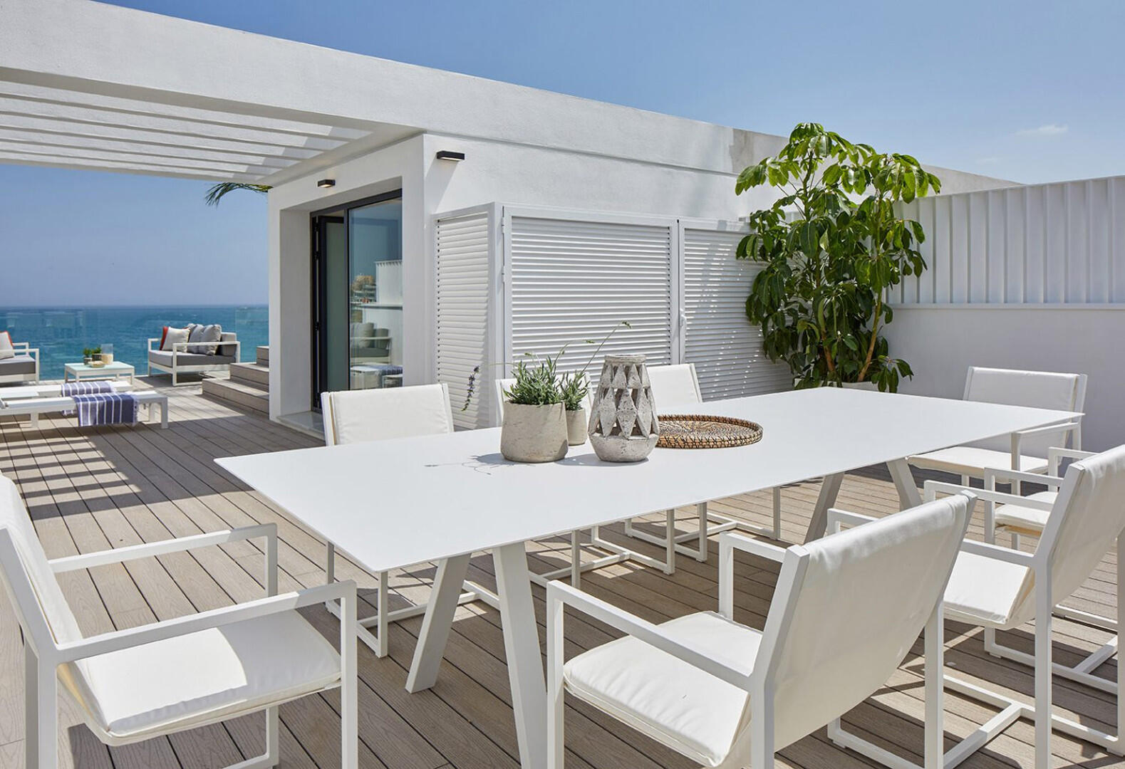 Beach front Town House for sale The Island Estepona