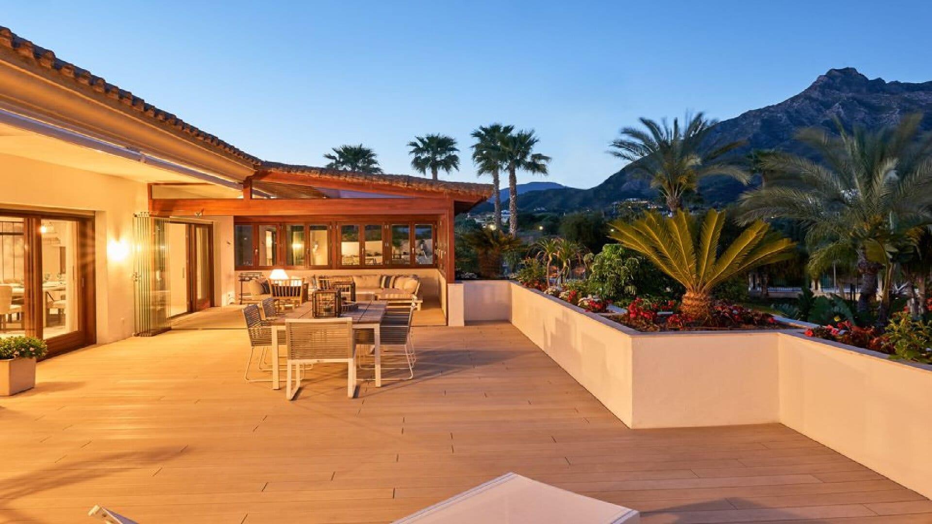 Marbella Golden Mile Property For Sale