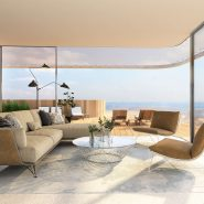 The Edge Estepona_front line beach new development_penthouse livingroom_Realista Quality Properties Marbella