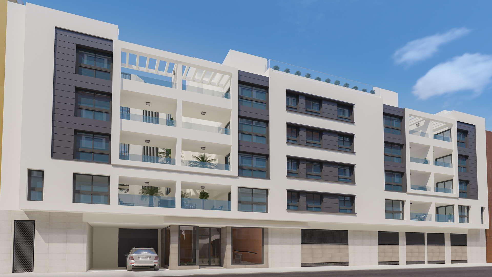 malaga city centre apartments for sale • realista
