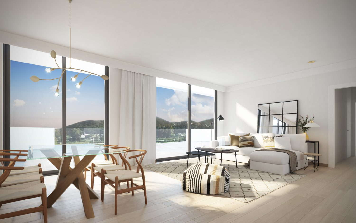 Apartment for sale in Mijas Fuengirola new development in a nice residential area