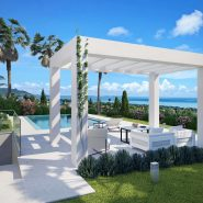 New project villa for sale_El Mirador del Paraiso_Benahavis_Realista Quality Properties Marbella 1