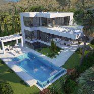 New project villa for sale_El Mirador del Paraiso_Benahavis_Realista Quality Properties Marbella 3