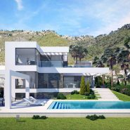 New project villa for sale_El Mirador del Paraiso_Benahavis_Realista Quality Properties Marbella 4