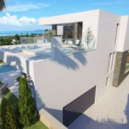New project villa for sale_El Mirador del Paraiso_Benahavis_Realista Quality Properties Marbella 5